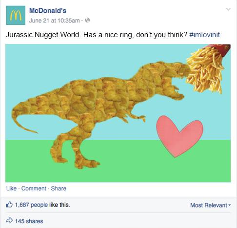 Jurassic Nugget World