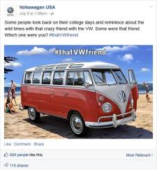 That VW Friend