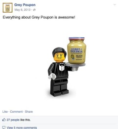 Grey Poupon is Awesome