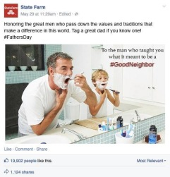 State Farm - Father's Day