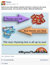 Rhyme The Rainbow - Skittles